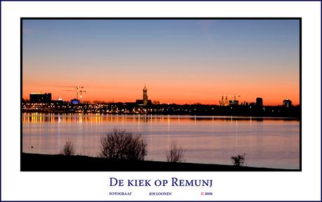 Ochtend Foto van Roermond
