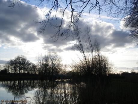 Kromme Rijn nabij Rhijnauwen