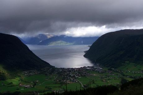 Vangsnes Norway