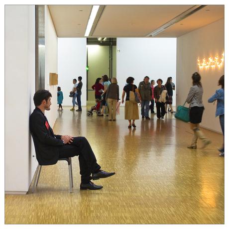 In het museum 16
