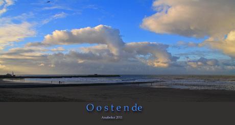 Oostende loos strand