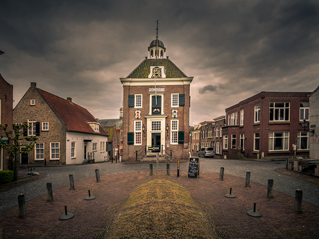 Nieuwpoort-stadhuis/museum