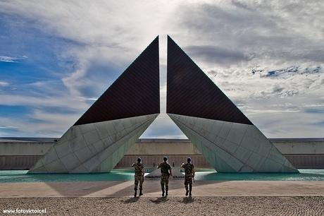Monument ter herdenking aan de revolutie