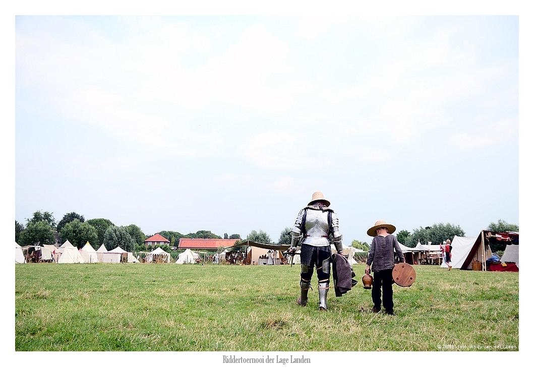 Riddertoernooi der Lage Landen - - - foto door AndyvdSteen op 05-07-2015 - deze foto bevat: middeleeuwen, kasteel, ridder, riddertoernooi, ridders, toernooi, doornenburg
