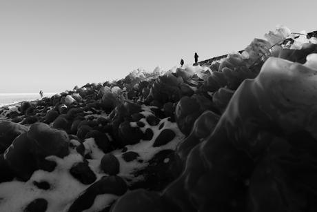 Markermeer - Winter