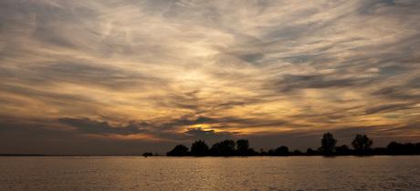 Sunset Korendijkse Slikken