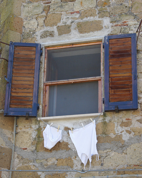 Dagelijks leven in Pitigliano