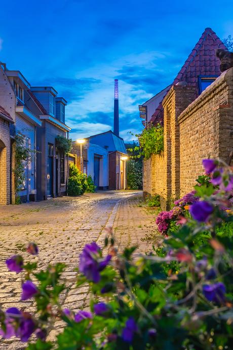 Korte Dubbelstraat in Bergen op Zoom