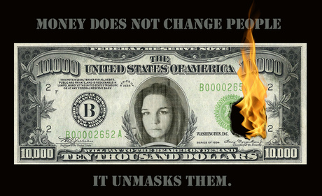 Dollar Burn