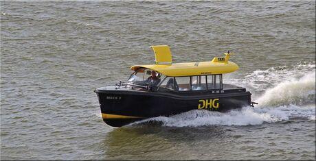 Watertaxi Rotterdam