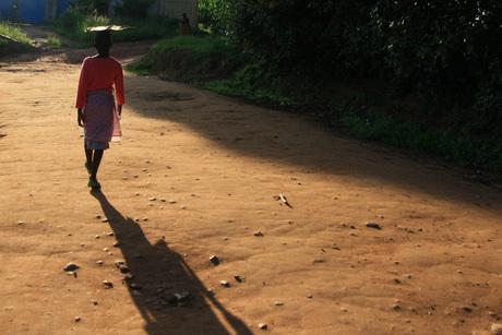 Meisje in Malawi