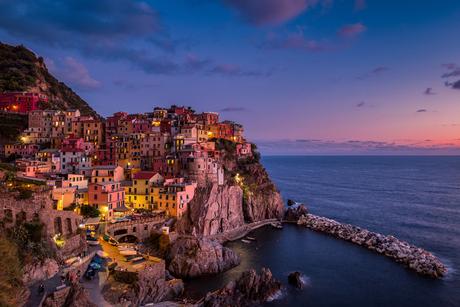Heimwee naar de Cinque Terre