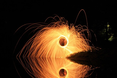 Water & fire