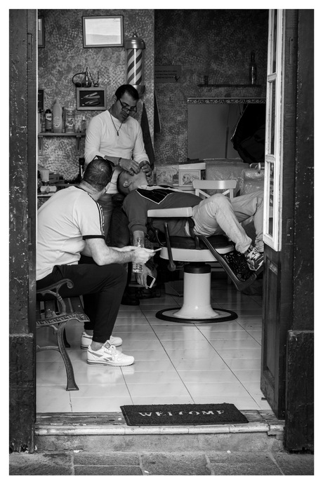 Barber Shop - Santa Cruz - La Palma