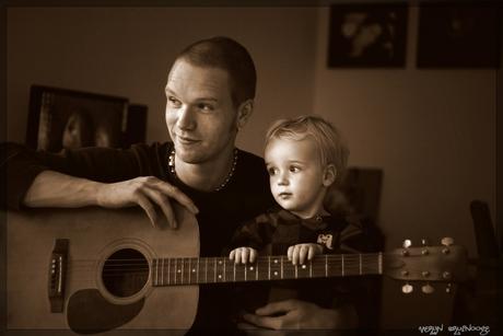 Me & My Little Buddy