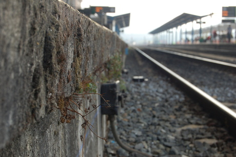 Station Santiago de Compostella