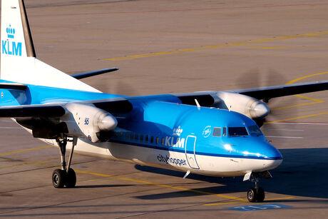 KLM sityhopper