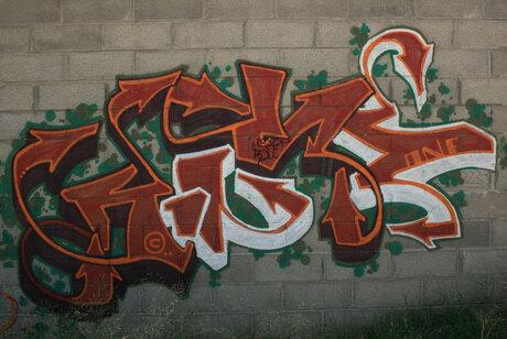 Spaanse Graffiti