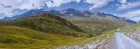 Panoramafoto Otztal