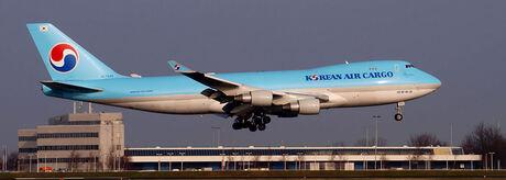 Corean Air Cargo