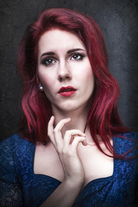 kleur portret