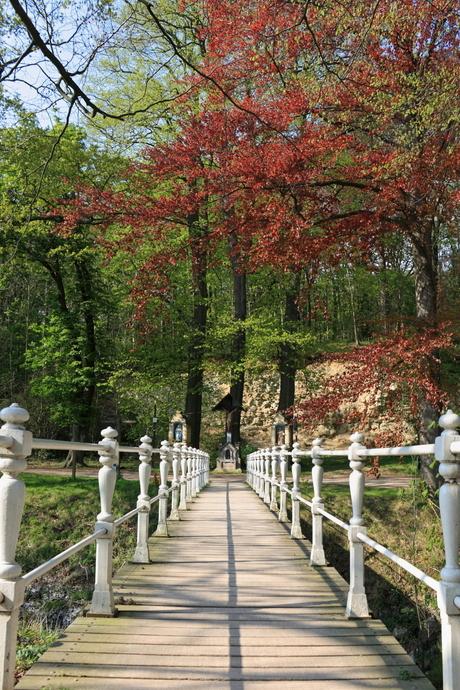 """De brug naar de """"Drie Beeldjes"""""""