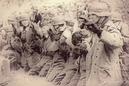 De slag bij Ypenburg - - - foto door MichaelJohn op 16-05-2015 - deze foto bevat: 2e wereldoorlog, maruscik, slag bij ypenburg