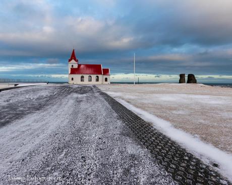 Kerk op IJsland