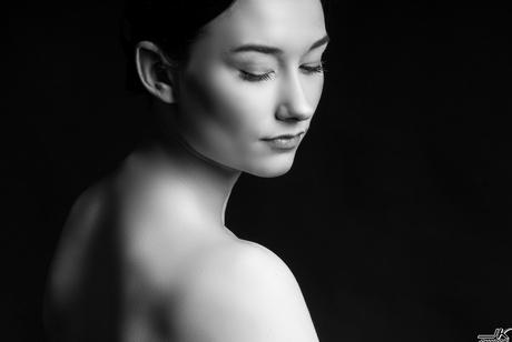 Prachtig portret van Beau