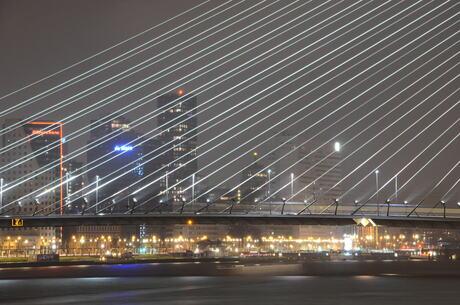 Nachtfotografie Rotterdam -2
