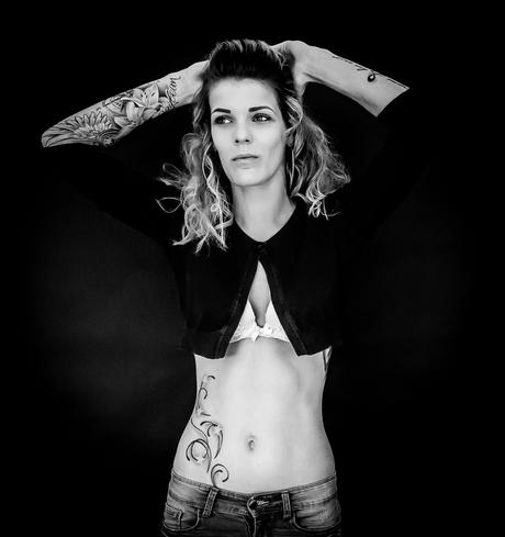 Tattoo in beeld