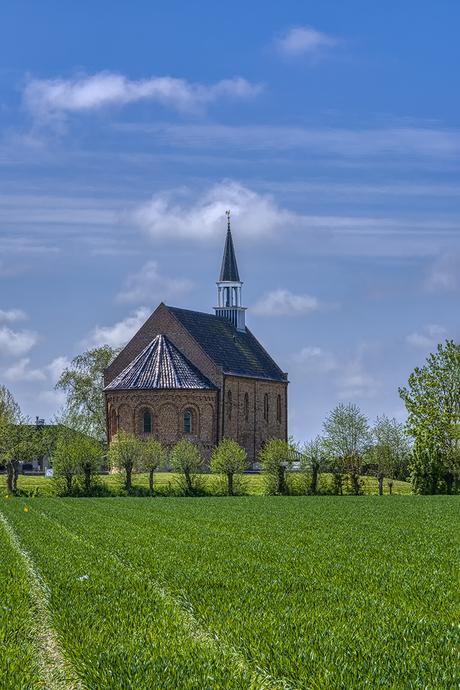 Kerkje van Oldenzijl