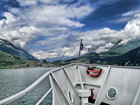 Lago di Como, Italie
