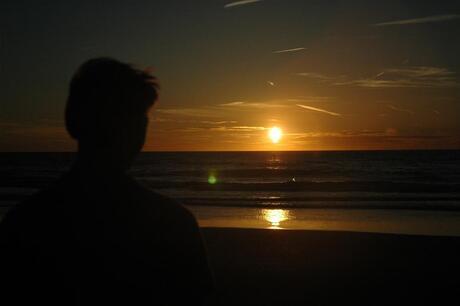 Avond aan het Strand 2