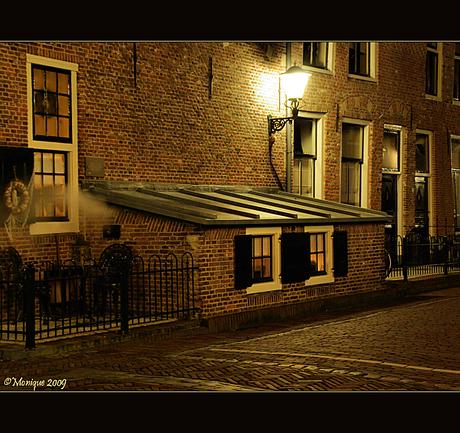 Elburg vesting....at night