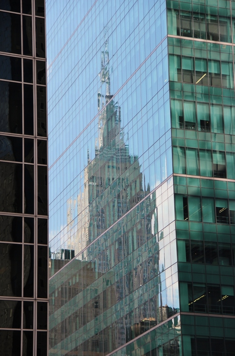 Empire State Building indirect