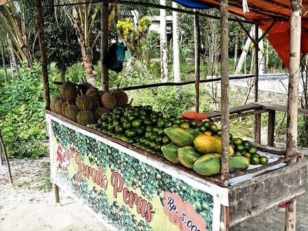 Mijn Reizen - Ik denk dat er geen land is  waar zoveel soorten fruit  te  krijgen is  als in  dit land  ik ken het van uit mijn jeugd.    Bedankt voor de reactie - foto door Stumpf op 26-02-2021