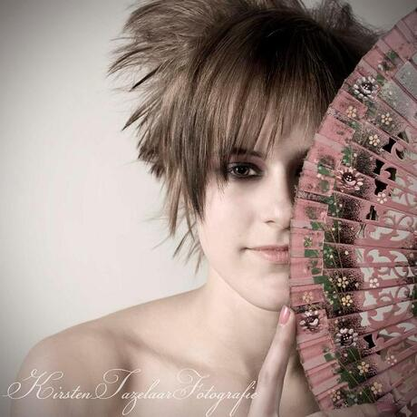 Want to be a Geisha..
