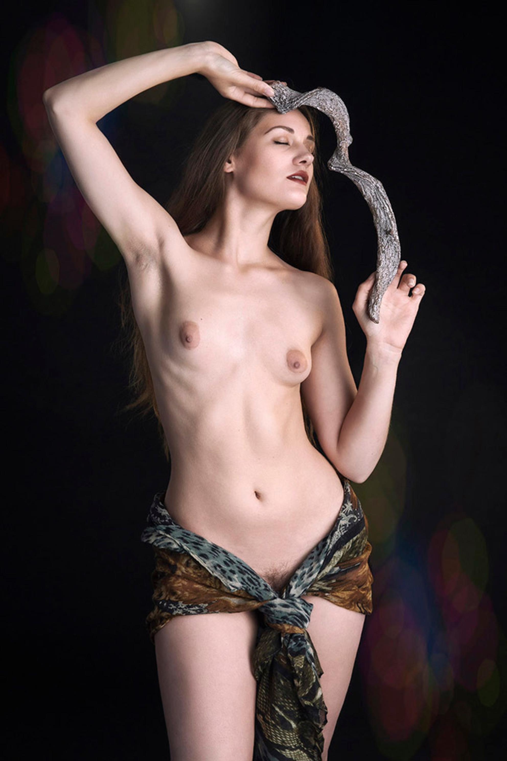 Ondine - Met het Franse model Ondine. - foto door jhslotboom op 28-02-2021