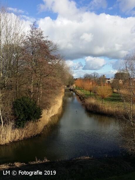Wandelen door Capelle aan den IJssel.