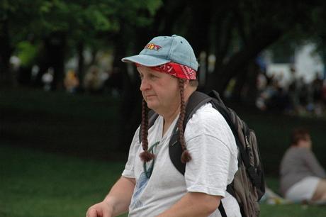 ouwe hippie