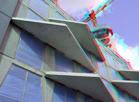 balcons CasaNova Wijnhaven Rotterdam 3D