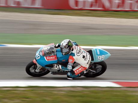 Danny Webb TT Assen 2009