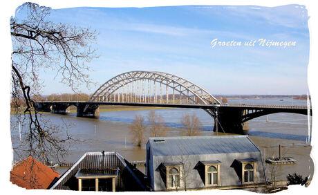 groetjes uit Nijmegen