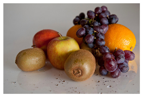 fruit in the picture