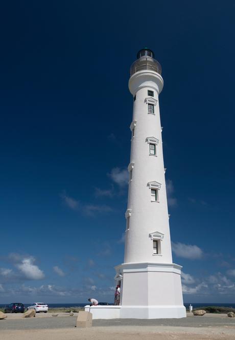 California Lighthouse op Aruba