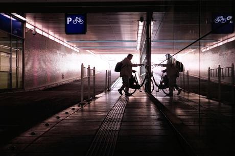 Fietstunnel CS, Hilversum