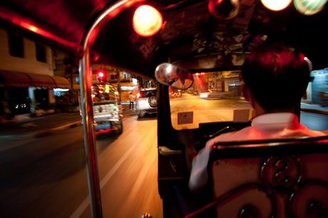 Bangkok ride