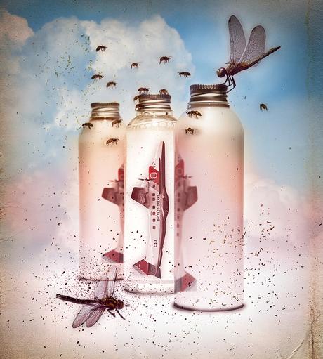 . . . Bottled Dreams . . .