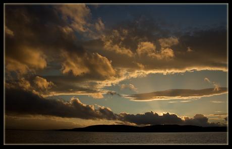 Scotlands Sunset